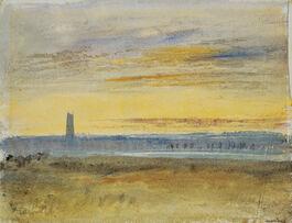 Turner: Gloucester Cathedral