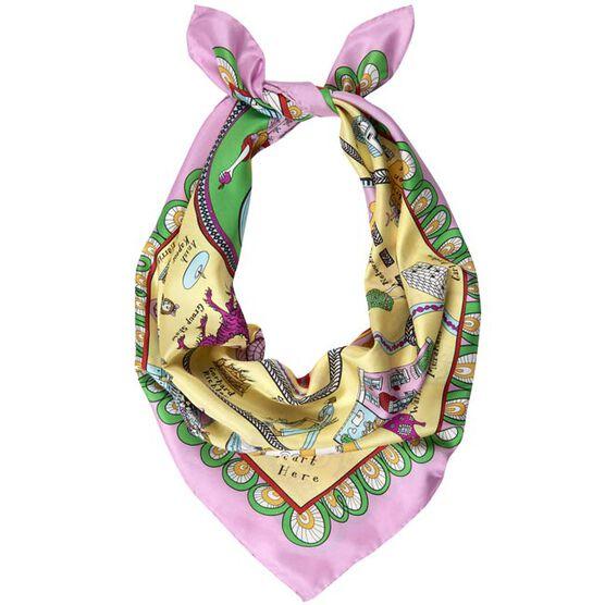 Grayson Perry silk scarf