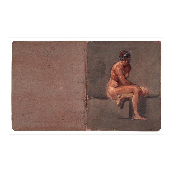 J.M.W. Turner: The 'Wilson' Sketchbook