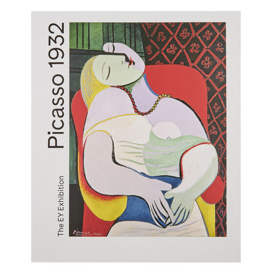 Picasso 1932 exhibition book (paperback)