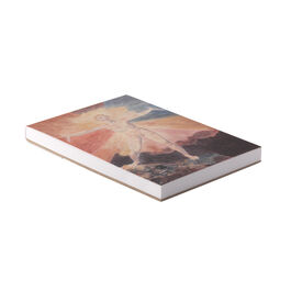 William Blake Albion Rose pocket notepad