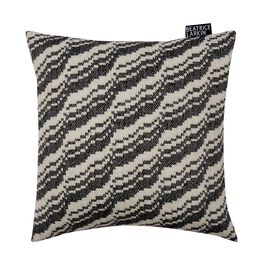 Beatrice Larkin monochrome cushion