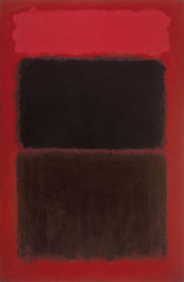 Rothko: Light Red Over Black, 1957