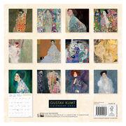 Gustav Klimt 2021 calendar