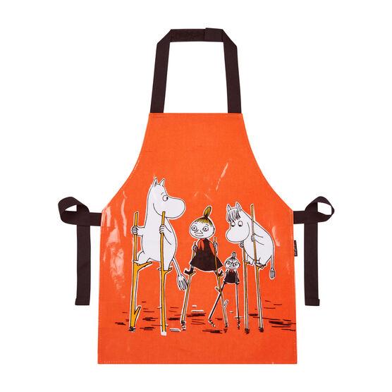 Moomin children's apron