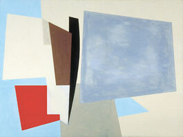 Wells: Painting 1956