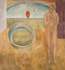 Vanessa Bell: The Tub