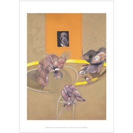 Francis Bacon: Three Figures and Portrait poster