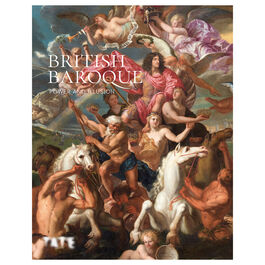 British Baroque: Power & Illusion exhibition book