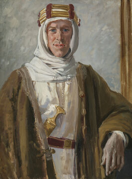 Augustus John: Colonel T.E. Lawrence