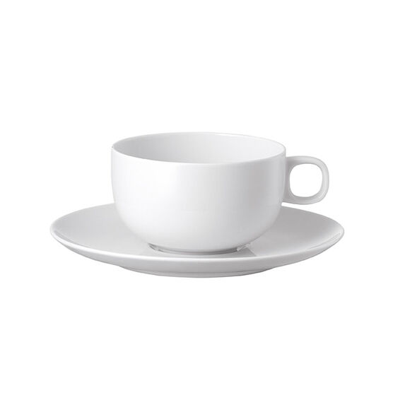 Moon cup and saucer