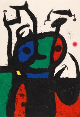 Joan Miró: The Matador
