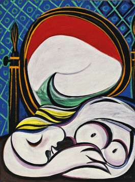 Pablo Picasso: The Mirror