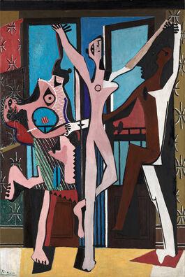 Pablo Picasso: The Three Dancers