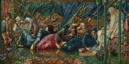 Edward Burne-Jones: The Council Chamber