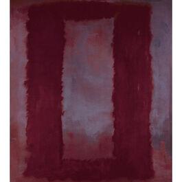 Rothko: Red on Maroon, 1959