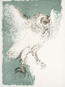Elisabeth Frink: Owl