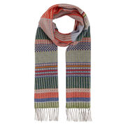 Derain inspired wool scarf