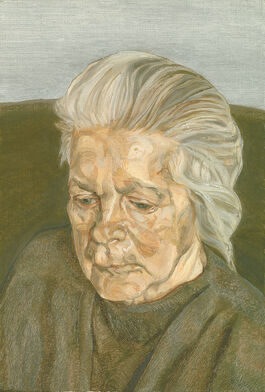 Lucian Freud: The Painter's Mother IV