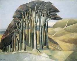 Nash: Wood on the Downs