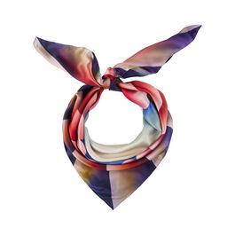 Judy Chicago Through the Flower silk scarf