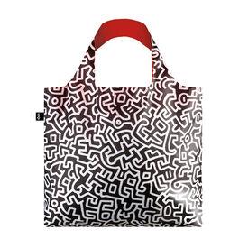 Keith Haring pattern bag