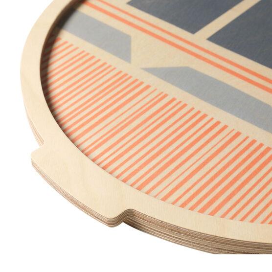 Merida large round tray