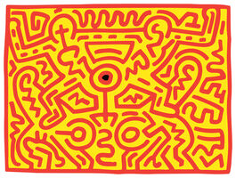 Keith Haring: Growing 3