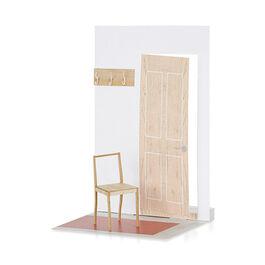 Jasper Morrison Plywood chair miniature model kit