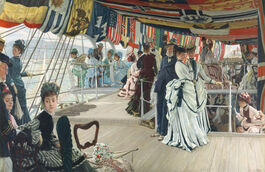 Tissot: Ball on Shipboard