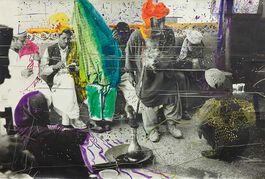 Polke: Untitled - Quetta, Pakistan