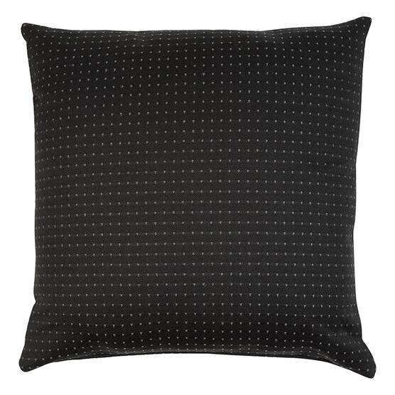 Puntino cushion - black