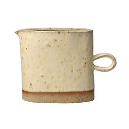 Flat jug