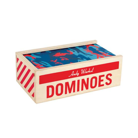 Andy Warhol dominoes set