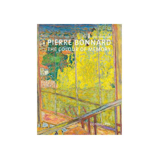 Pierre Bonnard postcard book
