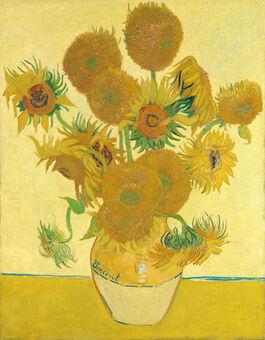 Vincent van Gogh: Sunflowers