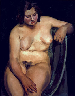 Vanessa Bell: Nude