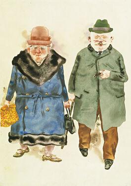 Grosz: A Married Couple