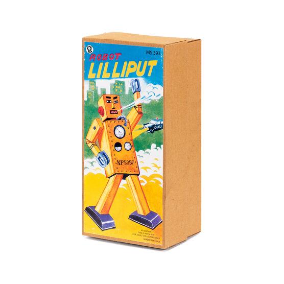 Lilliputt Robot model