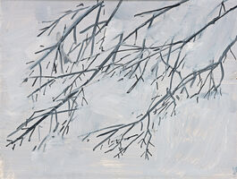 Alex Katz: Winter Branch