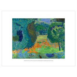 Pierre Bonnard: Summer exhibition print