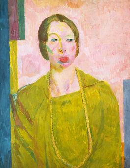 Vanessa Bell: Mrs St John Hutchinson