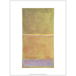 Rothko Untitled (unframed print)
