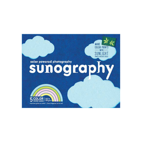 Sunography postcard kit
