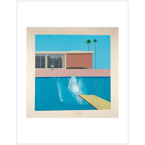 David Hockney A Bigger Splash (Folio)