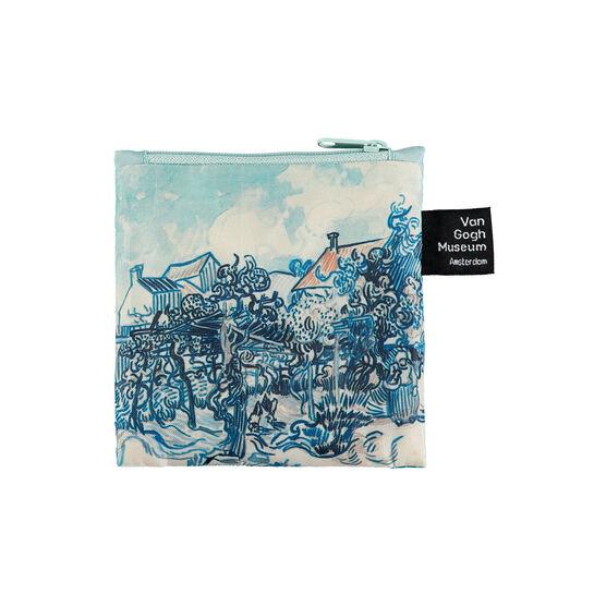 Van Gogh Old Vineyard with Peasant Woman bag