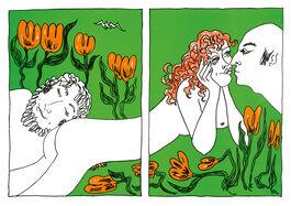 Edwina Sandys: Frolic on the Green
