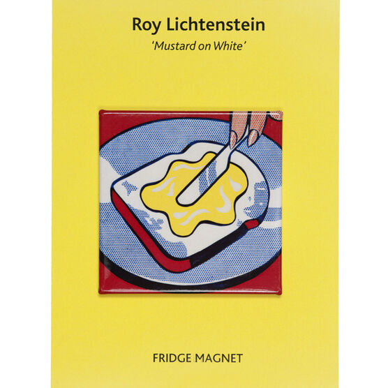 Roy Lichtenstein Food Art