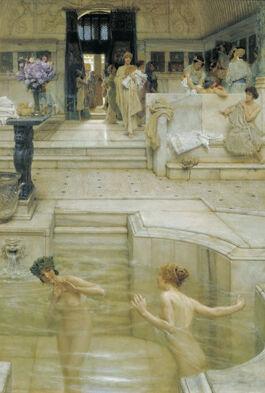 Alma-Tadema: A Favourite Custom