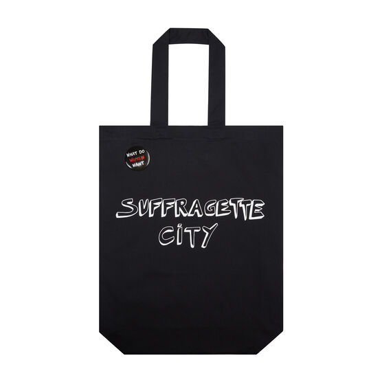 Suffragette City bag
